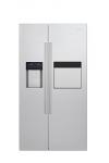Beko GN 162420 X Side-by-Side / A+ / 182 cm Höhe / 471 kWh/Jahr / 368 Liter Kühlteil / 176 Liter Gefrierteil / Edelstahl Fingerprint Free - 1