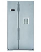 Beko GNE V222 S Side by Side / A+ / No-Frost / 0°C Zone / 468  kWh/Jahr / 358  Liter Kühlteil / 177  Liter Gefrierteil / 178 cm Höhe / Wasserspender / Wassertank - 1