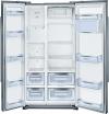 Bosch KAN90VI20 Side-by-Side / A+ / 177 cm Höhe / 475 kWh/Jahr / 373 L Kühlteil / 195L Gefrierteil / LED Beleuchtung - 1