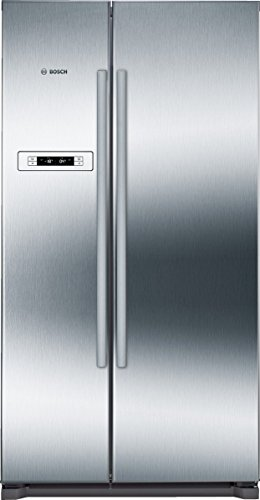 Bosch KAN90VI20 Side-by-Side / A+ / 177 cm Höhe / 475 kWh/Jahr / 373 L Kühlteil / 195L Gefrierteil / LED Beleuchtung - 2