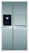 LG GSP 545 PVYZ8 Side by Side / A++ / Kühlen: 362 L / Gefrieren: 175 L / No-Frost / Digitales Touch-Display / steel - 1