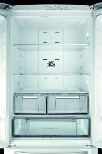 Hotpoint E4D AAA X C Side by Side / A++ / 295 kWh/Jahr / 292 L Kühlteil / 110 L Gefrierteil / No Frost System / nur 0,808 kWh/24 Stunden / edelstahl -